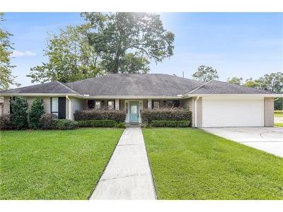 Destrehan Single Family Home Pending Continue to Show: 129 Villere Drive