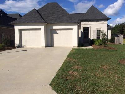Madisonville Single Family Home For Sale: 1277 Deer Park Court