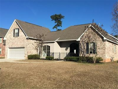 Madisonville Single Family Home For Sale: 416 Greentree Lane