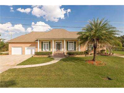 Slidell Single Family Home For Sale: 3102 Bayou View Place