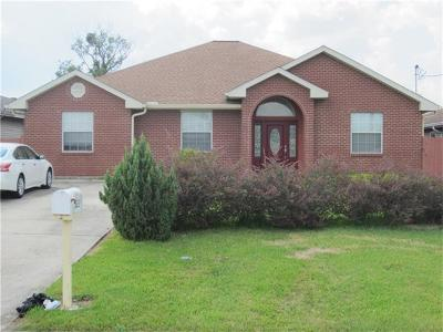 Marrero Single Family Home For Sale: 522 Saddler Road