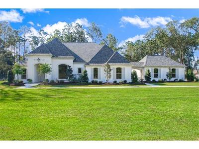 Madisonville Single Family Home For Sale: 817 Brewster Road