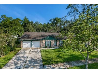 Slidell Single Family Home For Sale: 114 N Queens Drive