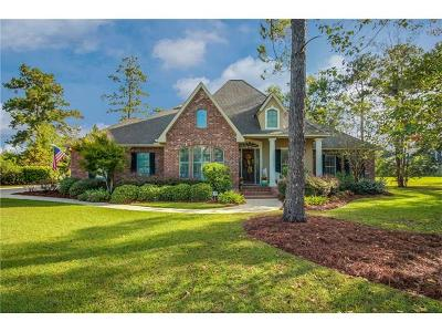 Madisonville Single Family Home For Sale: 210 Sap Berry Drive
