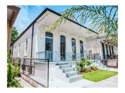 New Orleans Single Family Home For Sale: 1117 N White Street