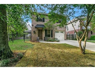 Mandeville Single Family Home For Sale: 800 Dupre Street