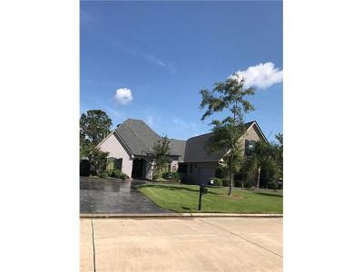 Slidell Single Family Home For Sale: 221 E Augusta Lane