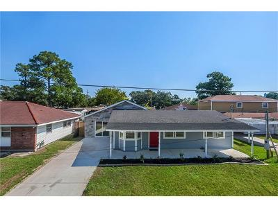 New Orleans Single Family Home Pending Continue to Show: 4851 Desire Drive