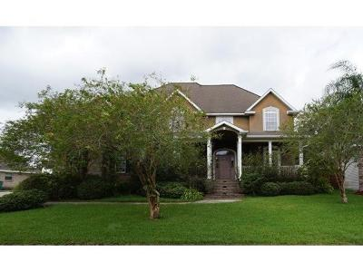 Destrehan Single Family Home For Sale: 104 Nottaway Drive
