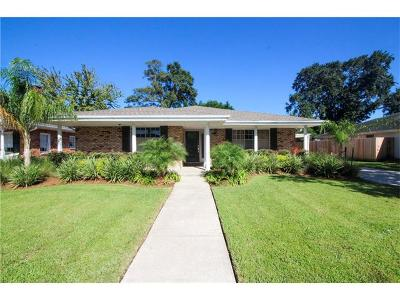 Single Family Home For Sale: 4609 Cleveland Place