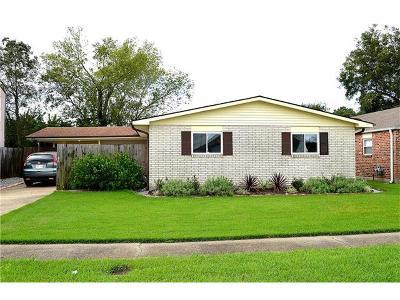 Gretna Single Family Home For Sale: 2180 Emerson Street