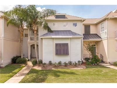 Kenner Townhouse For Sale: 82 Palmetto