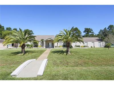 Slidell Single Family Home For Sale: 100 Royal Drive