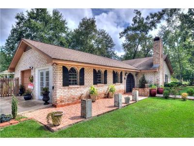 Single Family Home For Sale: 1601 America Street