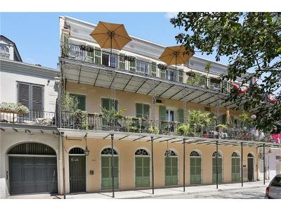 New Orleans Condo For Sale: 511 Governor Nicholls Street #G