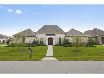 Madisonville Single Family Home For Sale: 296 W Longview Court