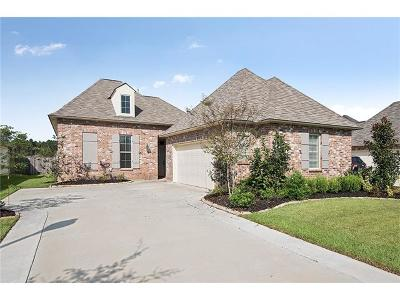 Madisonville Single Family Home For Sale: 1261 Deer Park Court