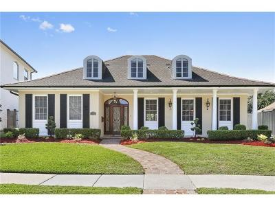 New Orleans Single Family Home For Sale: 722 Emerald Street