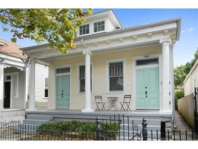 New Orleans Multi Family Home For Sale: 1362-64 Constance Street