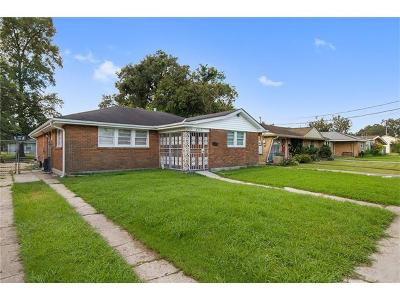 Single Family Home For Sale: 3212 39th Street
