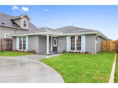 Single Family Home For Sale: 4017 Lemon Street