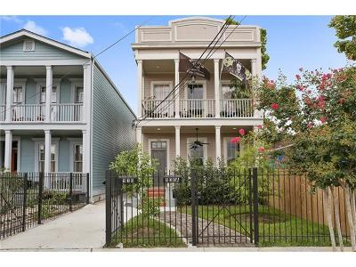 New Orleans Multi Family Home Pending Continue to Show: 930 Melpomene Street