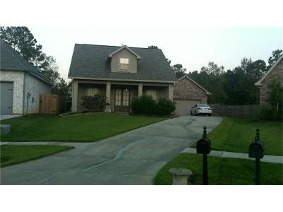 Madisonville Single Family Home For Sale: 337 Brown Thrasher S Loop