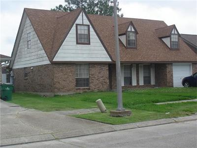 Harvey Single Family Home For Sale: 2733 Jupiter Street