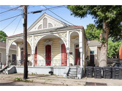 New Orleans Multi Family Home For Sale: 3821 Dauphine Street