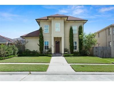 New Orleans Single Family Home For Sale: 6411 Marshall Foch Street