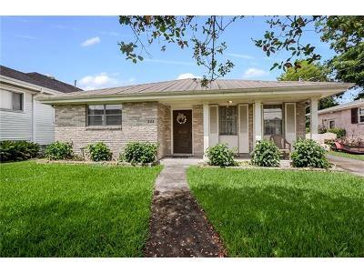 Jefferson Single Family Home For Sale: 528 Julius Avenue