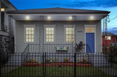 New Orleans Single Family Home For Sale: 4620 S Liberty Street