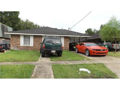 Jefferson Parish, Orleans Parish Multi Family Home For Sale: 2712 Dawson Avenue