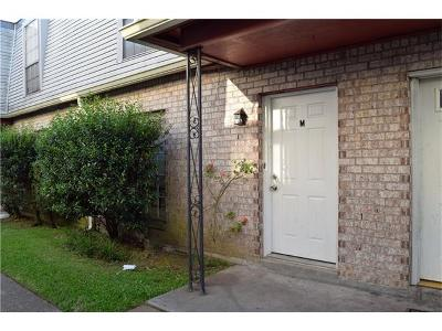 Kenner Condo For Sale: 1645 Newport Place #M