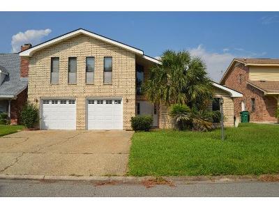 Slidell Single Family Home For Sale: 411 St. Charles Court