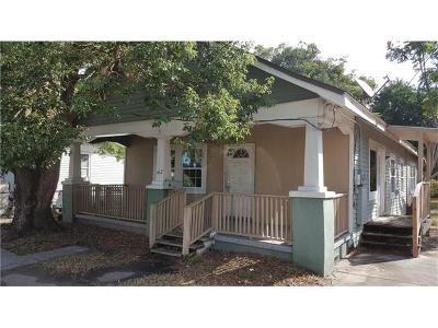 Kenner Single Family Home For Sale: 412 Farrar Avenue
