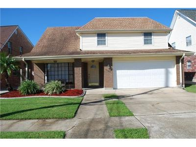 Kenner Single Family Home For Sale: 4920 David Drive