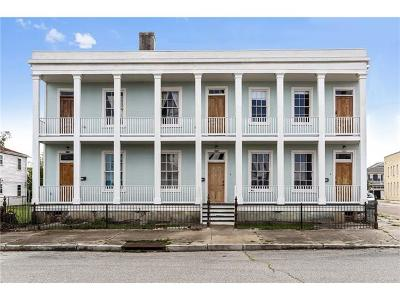 New Orleans Multi Family Home For Sale: 1716 S Rampart Street