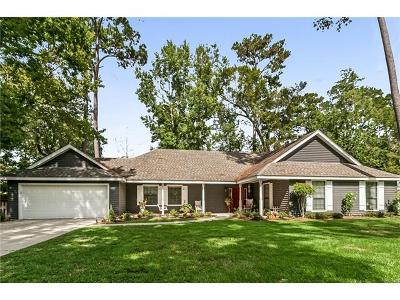 Single Family Home For Sale: 215 Pineland Drive
