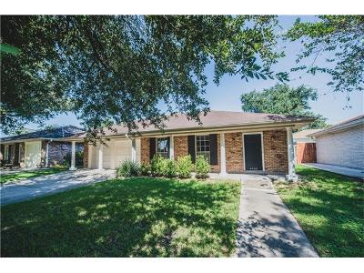 Single Family Home For Sale: 4405 Avron Boulevard