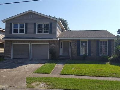 Gretna Single Family Home For Sale: 515 Wright Avenue