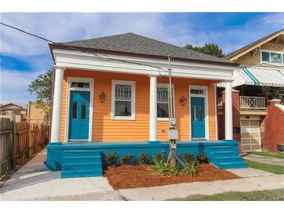 New Orleans Single Family Home For Sale: 408 Slidell Street