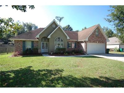 Single Family Home For Sale: 273 Heather Drive