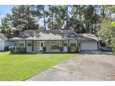 Single Family Home Pending Continue to Show: 523 Teakwood Circle
