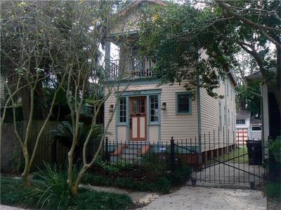 New Orleans Single Family Home For Sale: 1016 Costantinople Street