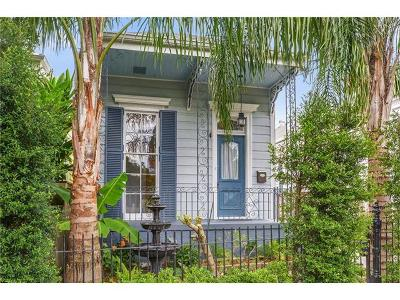 New Orleans Single Family Home For Sale: 428 Nashville Avenue