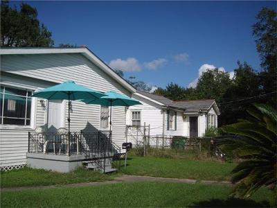 Jefferson Single Family Home For Sale: 4317 Morris Place
