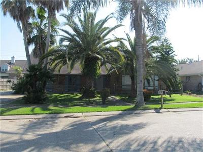 Kenner Single Family Home Pending Continue to Show: 4 Teton Street