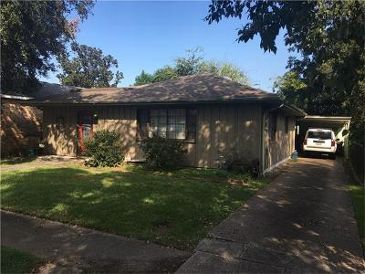 Metairie Single Family Home For Sale: 803 Giuffrias Avenue