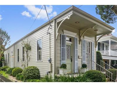New Orleans Single Family Home For Sale: 5942 Patton Street